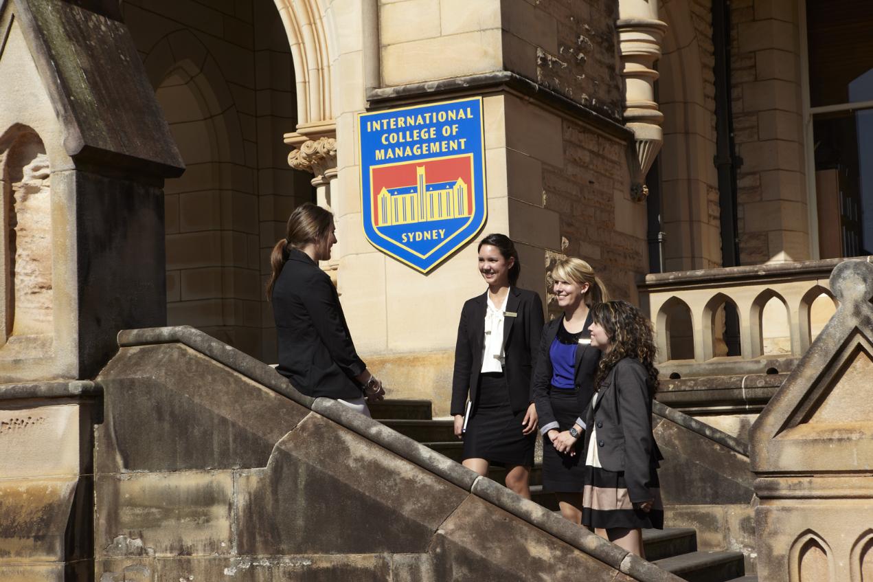 ICMS: 秒杀悉尼大学的古堡校园,《了不起的盖茨比》取景地了解一下