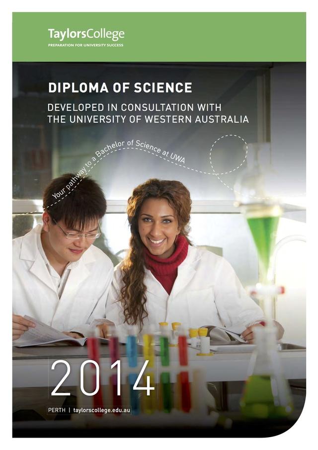 UWA: 工程理学文凭课程0