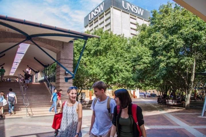 不想高考?没问题!助你提前锁定世界Top50大学UNSW