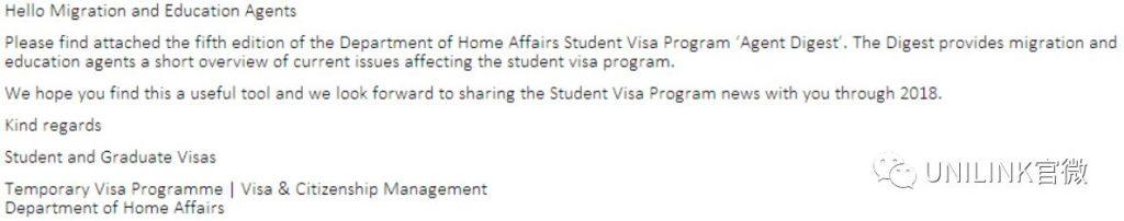 """018刚开始,学生签证申请就开改?"""""""