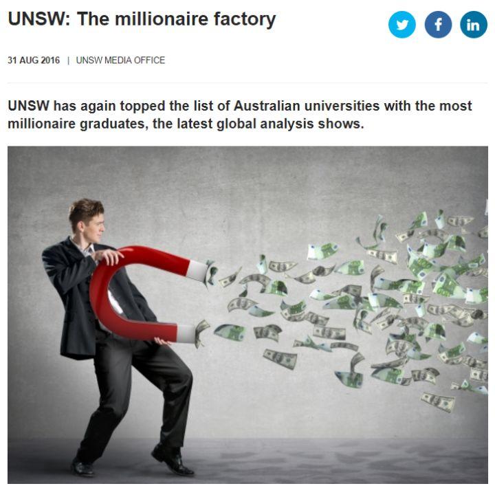 在新南威尔士大学 (UNSW) 就读是怎样的一番体验?