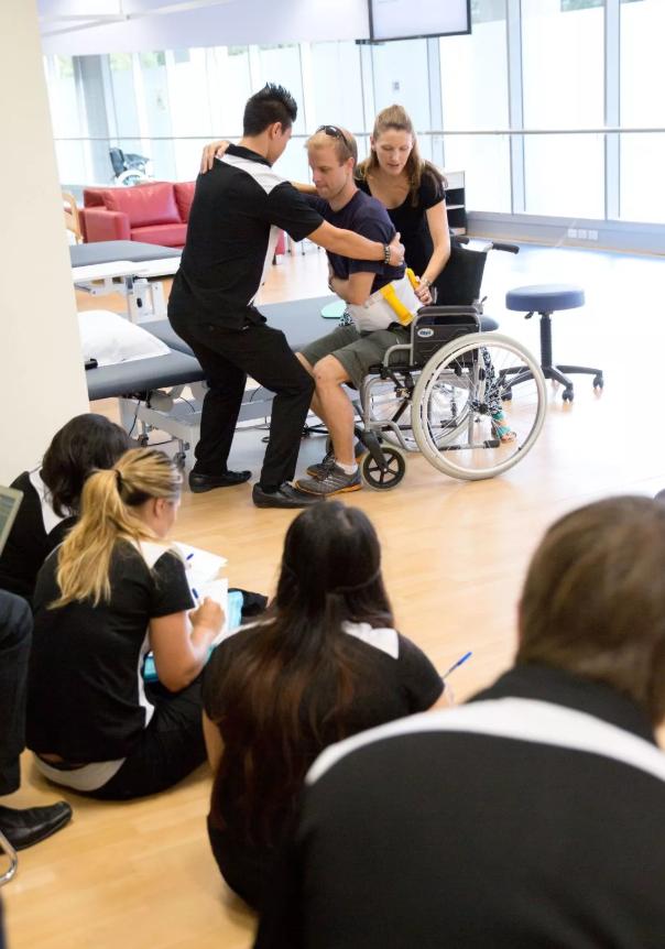 麦考瑞大学的【物理治疗(Physiotherapy)】课程介绍