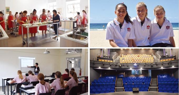斯黛拉玛瑞女子中学 Stella Maris College - 曼丽海滩边的私立女校