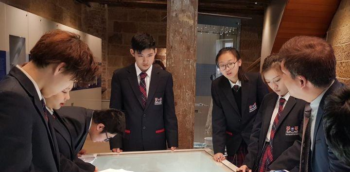 澳洲高中 悉尼Macquarie Grammar麦考瑞文法学校