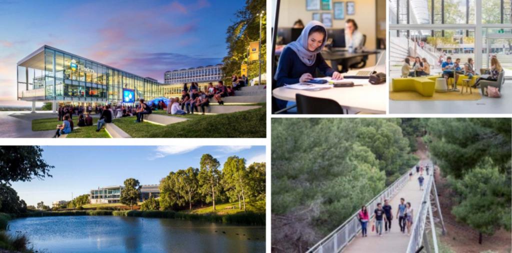 在澳洲弗林德斯大学(Flinders University)就读是怎样一番体验?