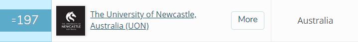 澳洲纽卡斯尔大学(Newcastle, UoN) 2021申请全攻略!