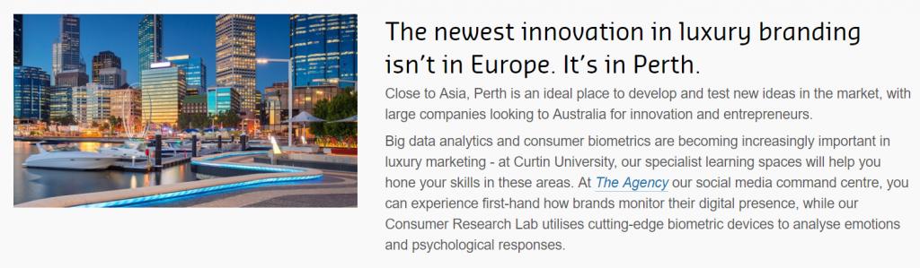 科廷大学 Curtin University - 一所家里有矿的澳洲大学