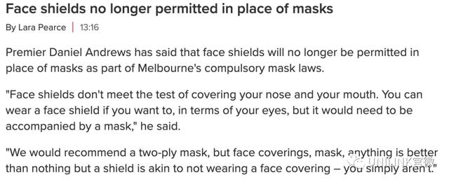 提前解封,墨尔本宵禁终于取消啦!不过口罩禁令更严了……