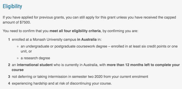墨尔本八大再发补贴!留学生每人00!因经济遭重创,澳多所高校将失去研究能力!