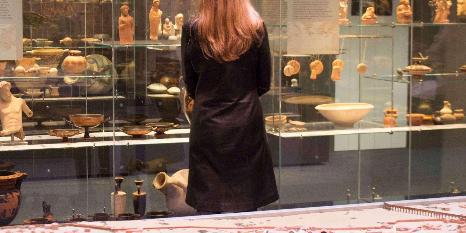 ANU Classics Museum | VisitCanberra