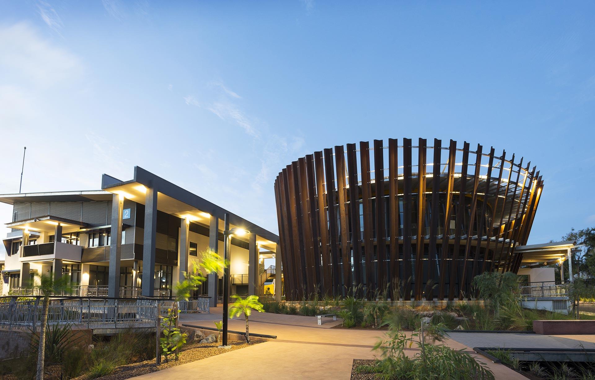 CHARLES DARWIN UNIVERSITY AUSTRALIAN CENTRE FOR INDIGENOUS KNOWLEDGE &  EDUCATION (ACIKE) - Clouston