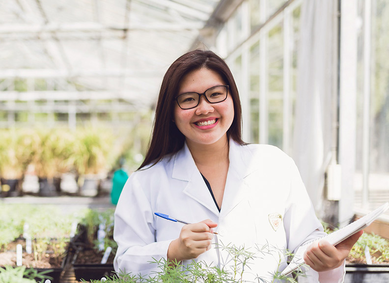 Master of Agricultural Science