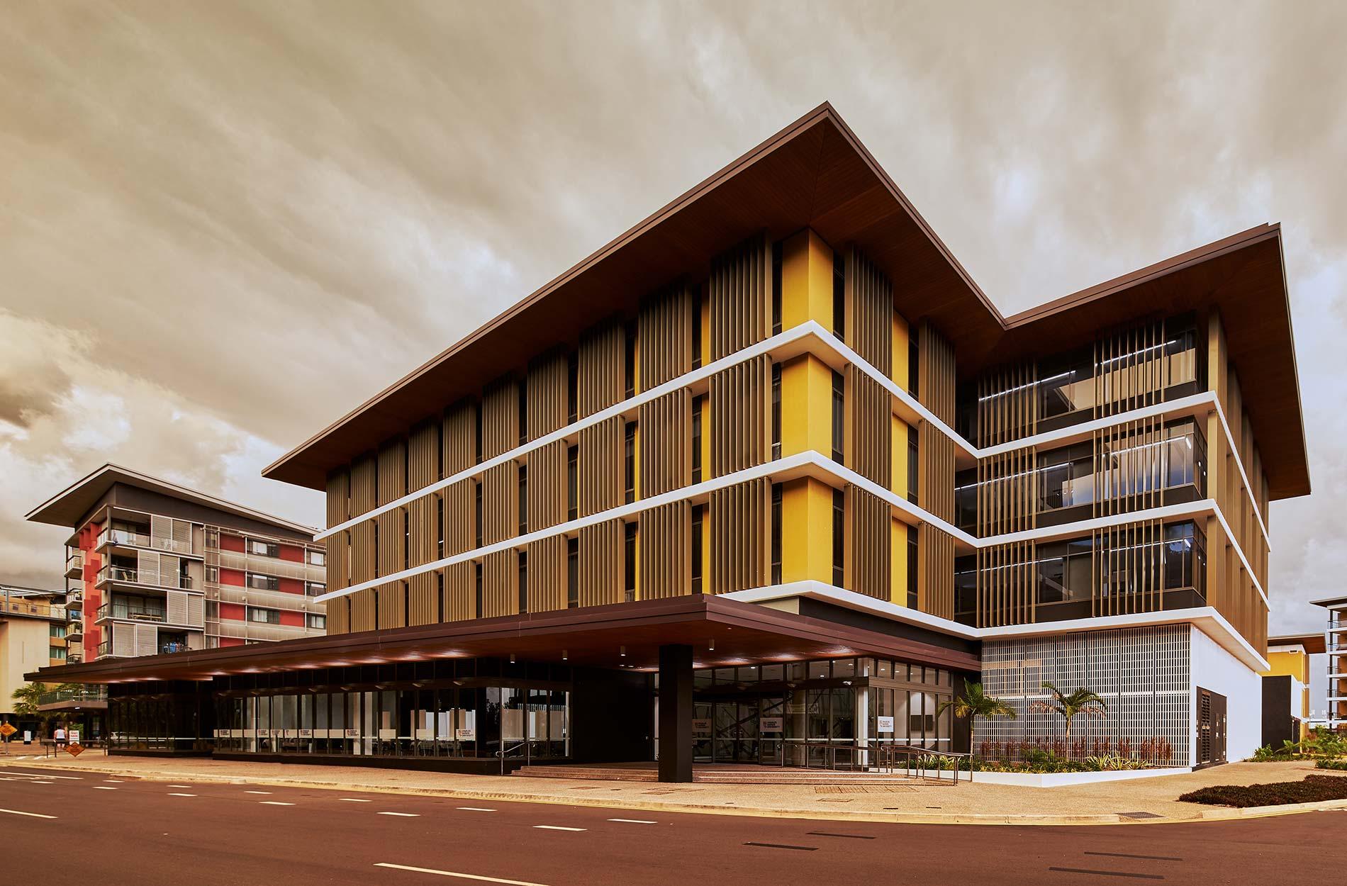 Charles Darwin University School of Business / Projects / Bates Smart