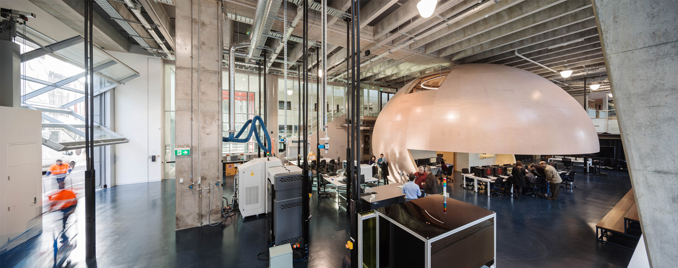 H2O Architects Melbourne » Swinburne University of Technology, Factory of  the Future