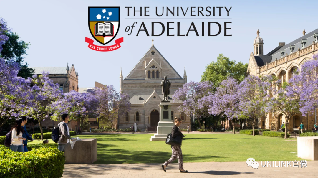 阿德莱德大学(Adelaide)2021最全攻略!专业排名、录取要求、专升硕、奖学金等最新信息!