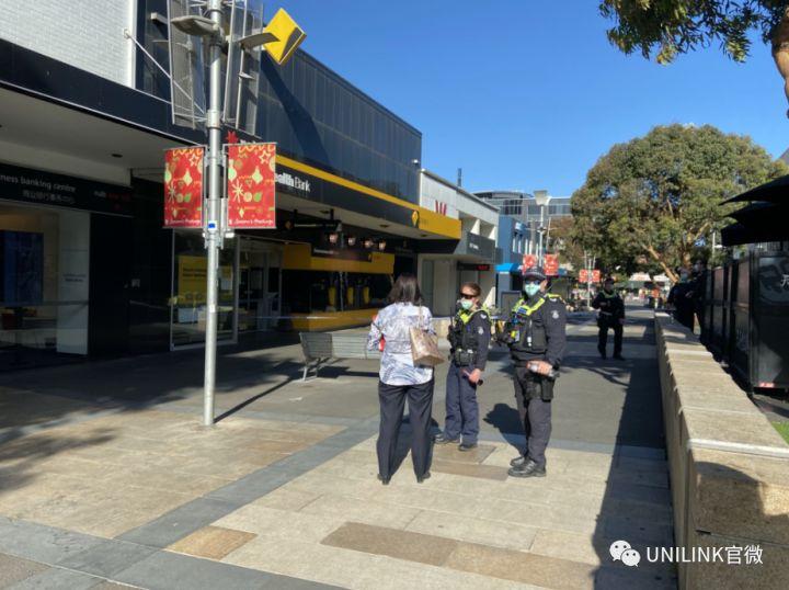 突发!墨尔本最大华人区遭炸弹威胁,警察已封路,注意绕行。