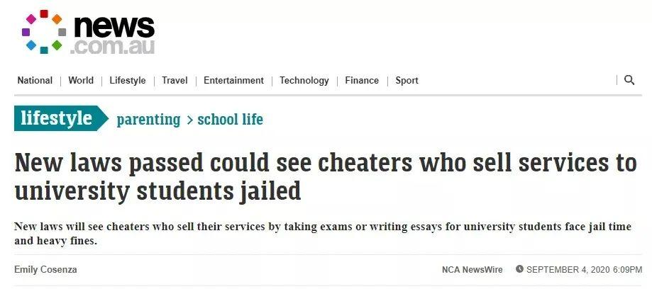 严打!澳大学出手,11名学生被开除!留学生千万注意;多州返澳试点推进,秘密计划曝光...