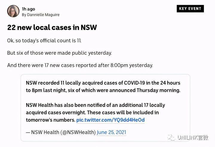 突发!悉尼正式封城7天,疫情持续恶化!莫里森批准维州新隔离设施,留学生返澳在即