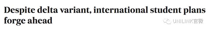 """中国留学生成""""救命稻草""""!澳洲大学校长大赞:他们最忠诚!疫情不影响返澳计划,各州仍继续努力推动..."""