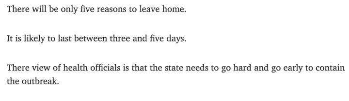 突发!维州今晚预计进入封城5.0,封锁3-5天。新州新增65,维州10,昆州3……