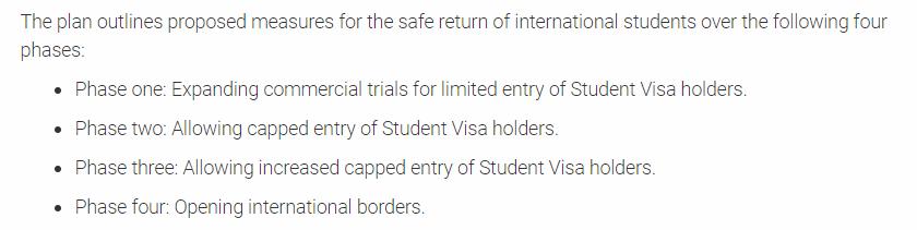 官宣!澳航12月18日重启国际航班!莫里森为开国境做准备,留学生返澳进度更新